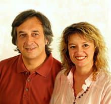 Flavio Gandini e Samantha Fumagalli